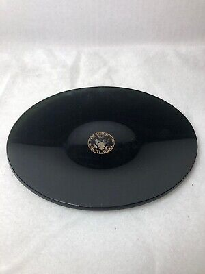 House of Representatives U.S.A. Oval Glass Candy Dish Plate