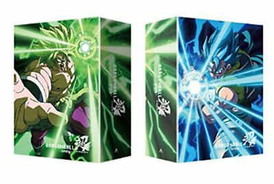 NEW! Dragon Ball Super Broly Special First Press Limited Edition F/S FROM JAPAN