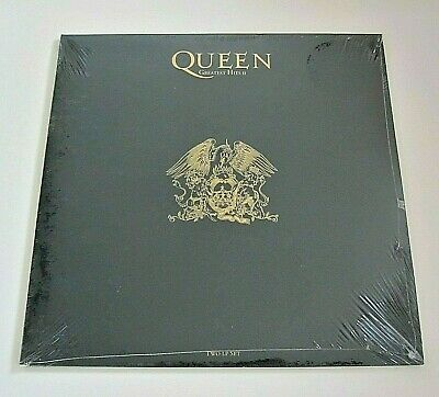 QUEEN : Greatest Hits II SEALED 1991 UK 1st Pressing Double LP Vinyl Album PMTV2