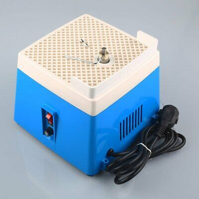 1PC 220V Mini Portable Stained Grinder Diamond Glass Art Grinding Tool Bleu