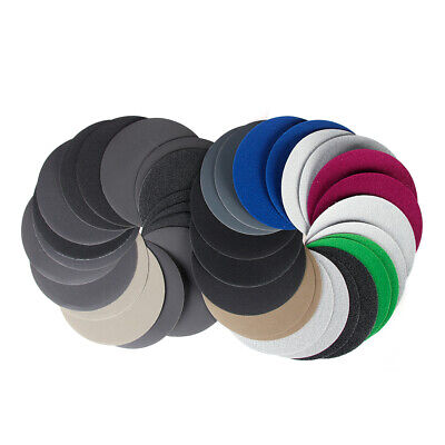 5'' 125mm 60 - 10000 Grit Sandpaper Pads Sanding Disc Silicon Carbide Wet or Dry