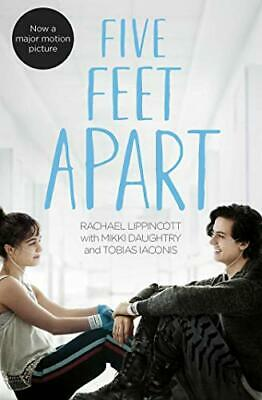 Five Feet Apart by Iaconis, Tobias Book The Cheap Fast Free Post