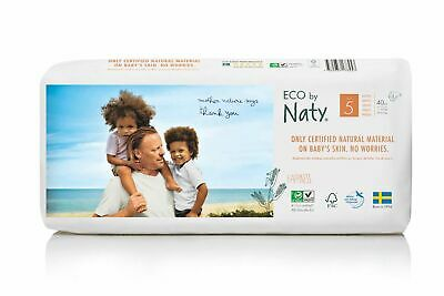 Naty Size 5 Nappies Eco Pack