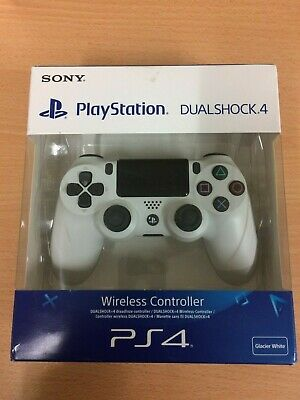Sony Playstation Dualshock Wireless Controller  PS4 Glacier White