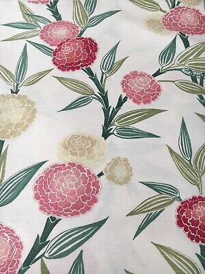 "harlequin""OPUNITA""fabric curtain//upholstery material 3.4m Pieces Heavy Cotton"
