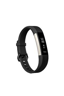 FAIR Fitbit Alta HR Activity Tracker (US Version) - Large Band - Black