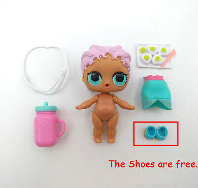 LOL Surprise Doll Rare MERBABY Series 1-015 Wave 2 Big Sister Clothes Outfit Set