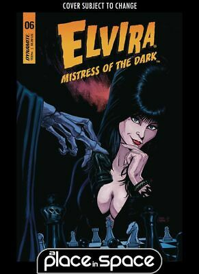 Elvira: Mistress Of The Dark #6B - Cermak (Wk24)