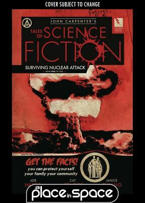 John Carpenter's Tales Of Sci Fi: Nuclear Attack #1 (Wk24)