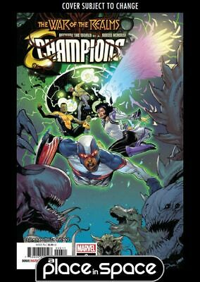 Champions, Vol. 3 (Marvel) #6A (Wk24)