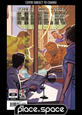 The Immortal Hulk #19B - Marvels 25Th Tribute Variant (Wk24)
