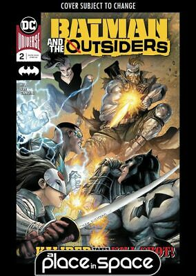 Batman And The Outsiders, Vol. 3 #2A (Wk24)