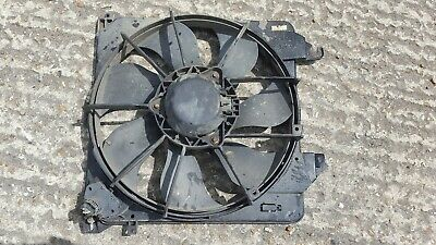 Ford Transit Connect Radiator Fan And Cowling Years 02/13