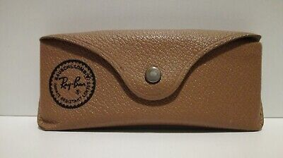Vintage B&L Ray Ban Aviator Usa Bausch&Lomb Size M Original Leather Case