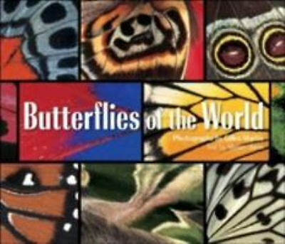 Butterflies of the World  (ExLib) by Gilles Martin