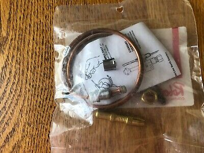 """SHIPS TODAY Robertshaw Thermocouple 24/"""" 1980-024 Snap Fit Universal 51-1453"""