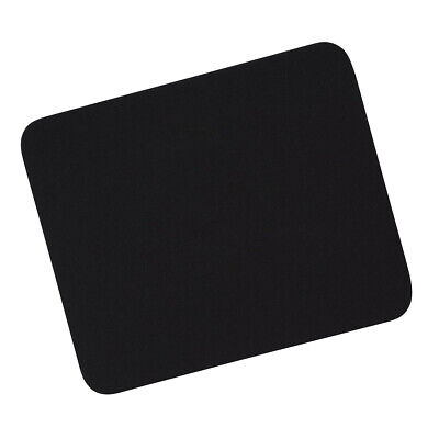 "Premium 8.5"" x 7"" Mouse Pad / Mice Mat For Desktop PC Laptop Computer - Black"
