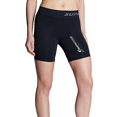 7ef19d71744ab SUPACORE Training Womens Injury Recovery Compression Tight Shorts - Black -  XL