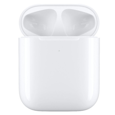 Genuine Apple Wireless Charging Case for Airpods MR8U2LL/A