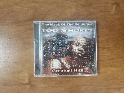 The  Mack of the Century...Too $hort's Greatest Hits by Too $hort (CD, Dec-2006,