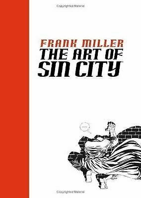The Art of Sin City  (ExLib) by Frank Miller