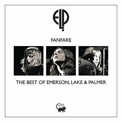 Emerson Lake & Palme - Fanfare - The Best Of Emerson, Lake & Palmer [New CD]