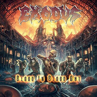 Exodus - Blood In Blood Out (Dlx) New Cd
