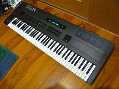 Roland Super JX JX-10 Synthesizer Keyboard 76 Key Tested Working Used