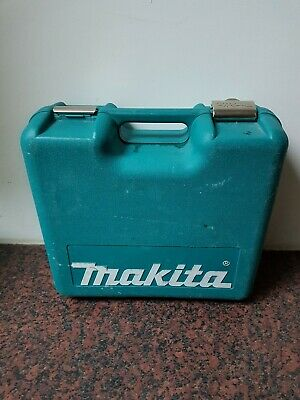 Makita Cordless Drill Carry Case can be supplied fast charger & 3.0 Ah battery