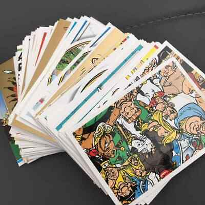Stickers Panini Asterix Carrefour 2019 Lot de 10 cartes au choix Autocollant