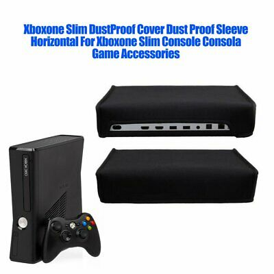 Dust Proof Cover Case Soft DustProof Neoprene Cover Sleeve For Xboxone Slim TY