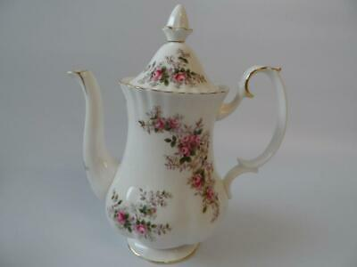 Royal Albert Lavender Rose 1.5 Pint Coffee Pot A/F