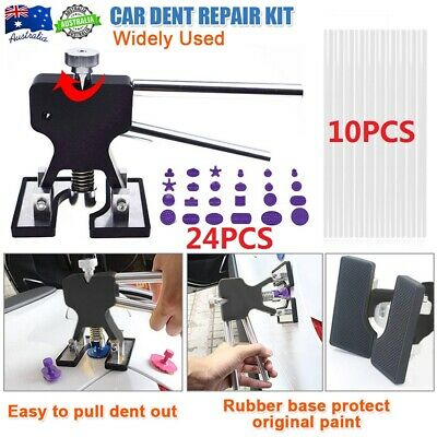 35X  PDR Car Paintless Dent Repair Dint Hail Damage Remover Puller Lifter Tools