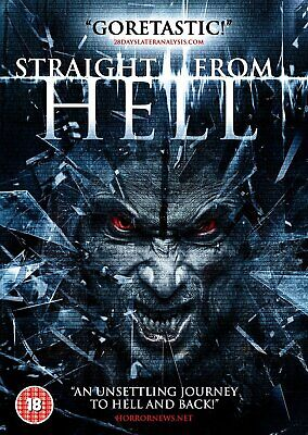 Straight From Hell UK REGION 2 DVD