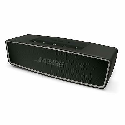 Bose SoundLink Mini II - Tragbares Lautsprechersystem, Bluetooth - Carbon *NEU*