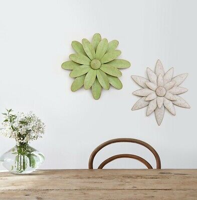 Nordic 3D Flower Wall Decoration