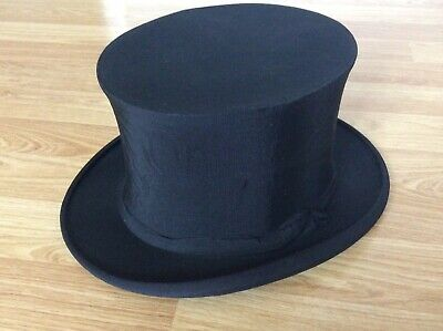Vintage  G.a. Dunn & Co - Top Hat Collapsible