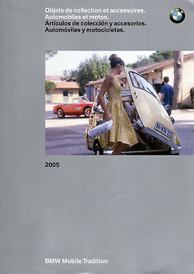 Catalogue BMW 2005 Game or Collectors Items & Accessories Automobiles