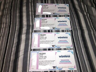 Wireless Festival 2019 - FRIDAY - [FREE DELIVERY]