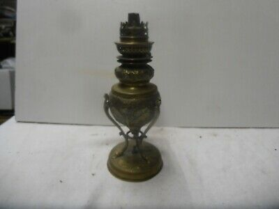 Lampe A Petrole Ancienne Style Empire