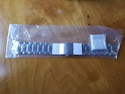 "Casio Mdv106 ""duro"" Stainless Steel Braclet Only - Brand New"