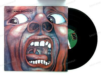 King Crimson - In The Court Of The Crimson King CAN LP .