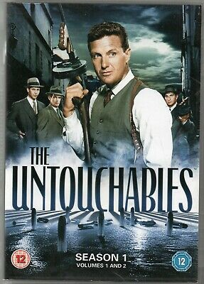 The Untouchables - The Complete Season One (8-Disc) DVD Box Set