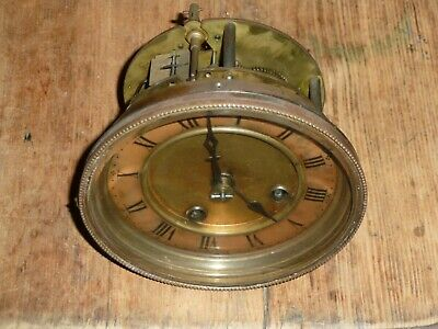HAC striking clock movement c1930 for spares