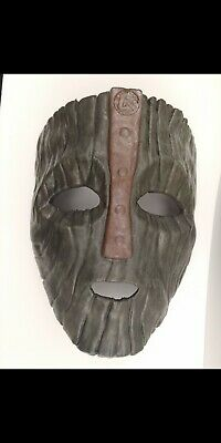Loki Mask, The Mask, Jim Carrey, 1:1 Prop Replica