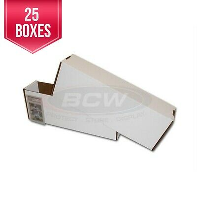 Super Vault Sports Card Storage Box For Graded Trading Cards - Case of 25