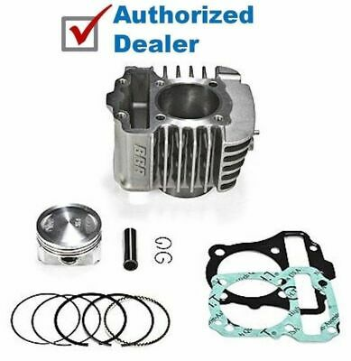 BBR Motorsports 132CC Big Bore Cylinder Head Piston Kit Rings Honda CRF110F