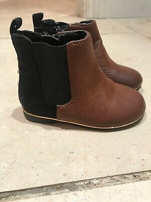 Baby Girls River Island Boots 3