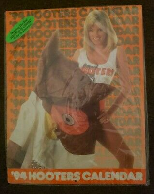 *Hooters 1994 Calendar*   NEW SEALED