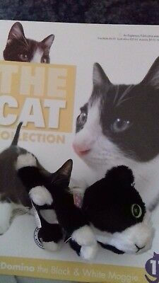The Cat Collection part work - magazine and cat  - part 11